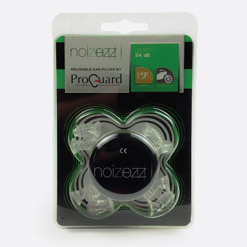 musicians ear plugs PROGUARD LIN-EAR PR20 linear attenuation music earplugs