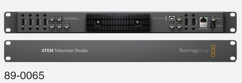 Blackmagic Design Video Production Switcher Canford