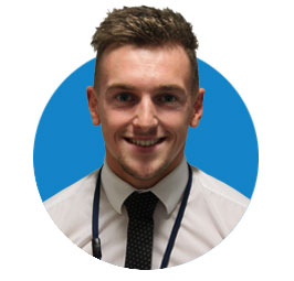 Calvin Fahey, Purchasing Officer