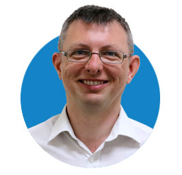 Graeme Byers, Finance Manager