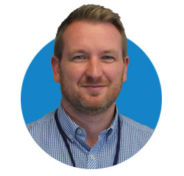 Ian Winter, Product Manager
