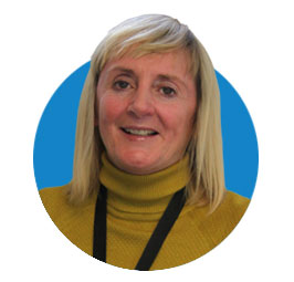 Lorraine Lyon, Customer Services Manager