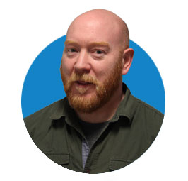 Mark Anderson, Product Database Manager