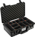 PELI 1525 AIR CASE With TrekPak, internal dimensions 520.7 x 287 x 171.5mm, black
