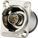 SWITCHCRAFT BNC CONNECTORS - Female, panel - Back to back - 3G HD-SDI - Universal (D) Series