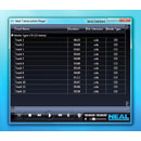 NEAL TRANSCRIPTION PLAYER SOFTWARE CD, Single user licence, PC