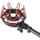 RYCOTE 044903 INVISION USM-L MICROPHONE SUSPENSION Studio mount series